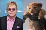 Elton John The Lion King