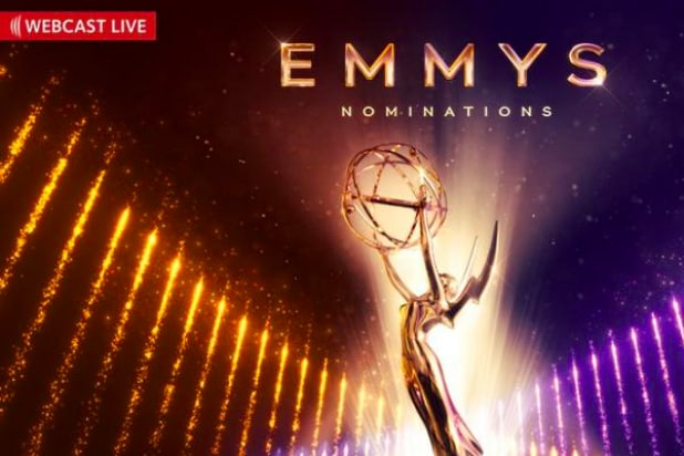 Emmy Nominations livestream
