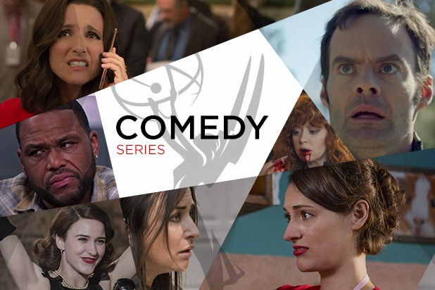 Emmy Predictions Comedy series