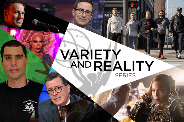 Emmy Predictions for Variety and Reality: It's a Battle Between Trump Bashers, Reality Warriors and Rock Stars