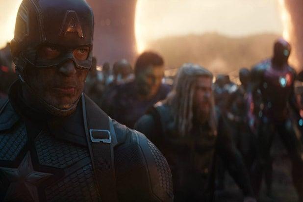 Avengers: Endgame 1917
