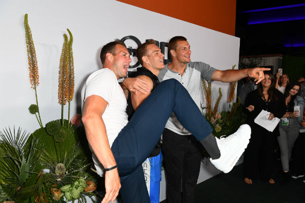 Gronk Brothers ESPYS pre-party