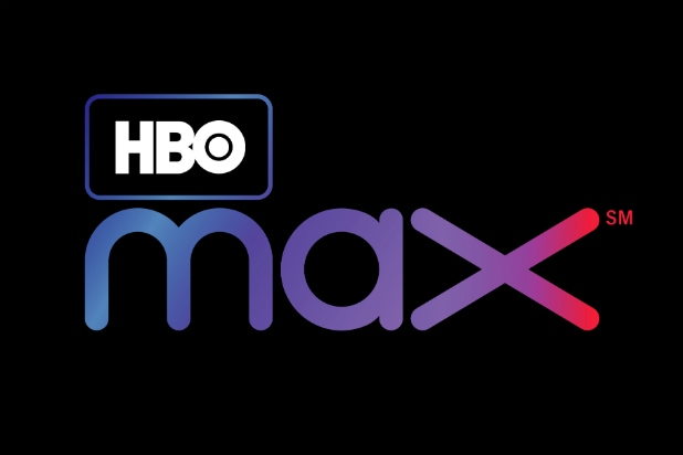 HBO Max logo - black