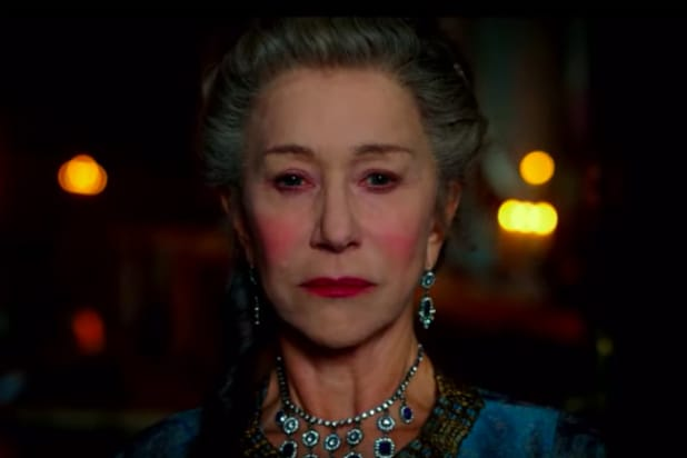 Helen Mirren in 'Catherine the Great'
