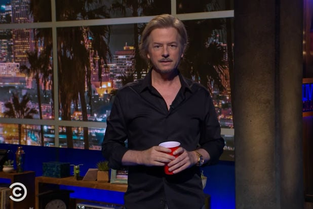 Lights Out With David Spade Comedy Central