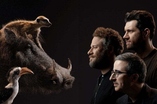 Image result for the lion king featurette