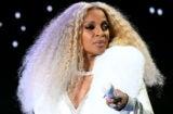 Mary J Blige at BET Awards