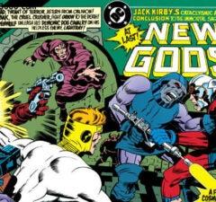 New Gods Comic Con