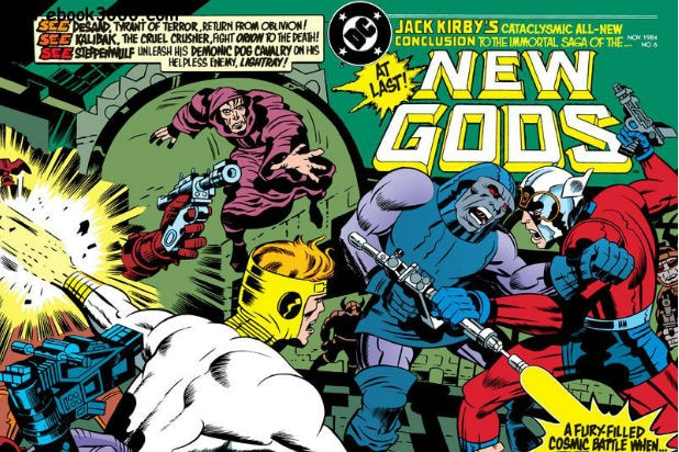 New Gods Comic Con