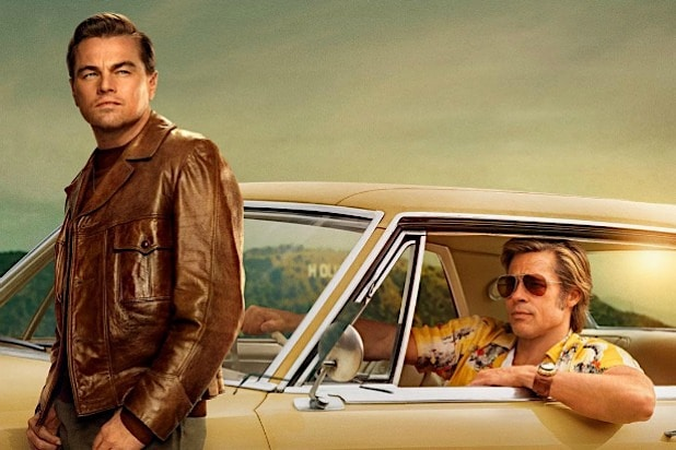 Once Upon A Time In Hollywood Leonardo DiCaprio Brad Pitt