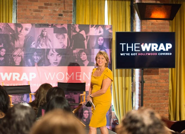 Sharon Waxman hosts PWB NYC 2019