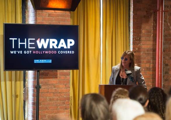 Jane Rosenthal at PWB NYC 2019