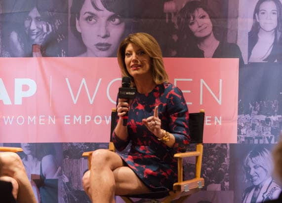 Norah O'Donnell at PWB NYC 2019