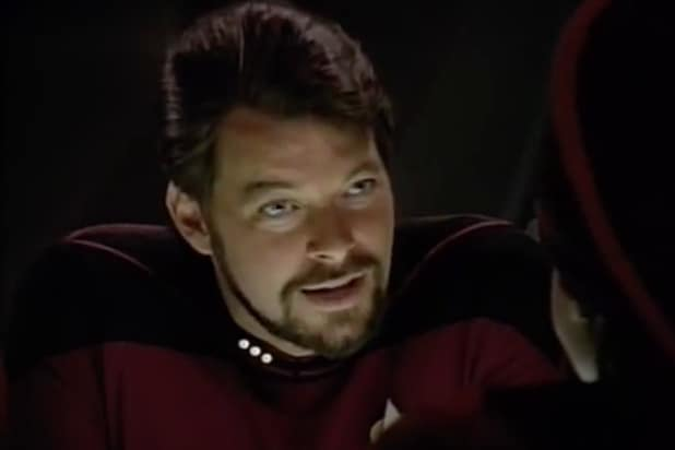 Riker Stark Trek