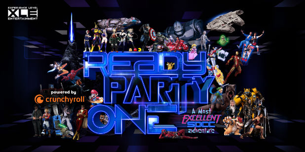 SDCC Ready Party One Comic Con Party Preview
