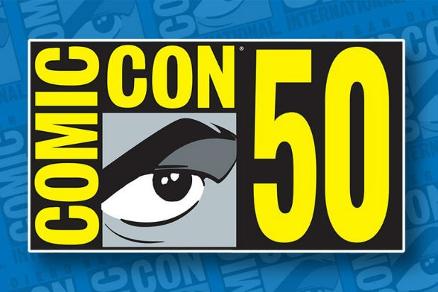San Diego Comic-Con 50 Party Preview