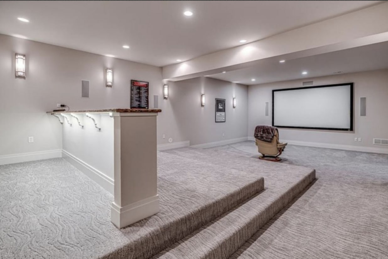 Phil Kessel home theater