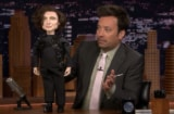 Jimmy Fallon Timothee Chalamet Puppet
