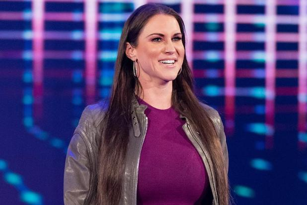 Stephanie McMahon and Female WWE Superstars to Team Up With Quibi for 'Fight Like a Girl' Series