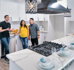 Tarek El Moussa in 'Flipping 101' on HGTV