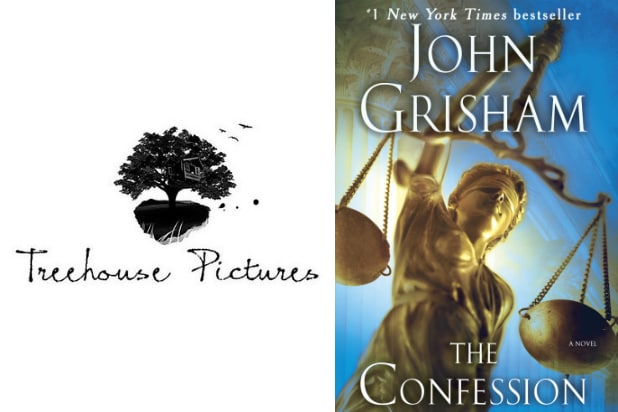 Treehouse Pictures Acquires Best-Selling John Grisham Novel