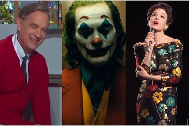 Mister Rogers The Joker And Judy Garland Are All Headed To