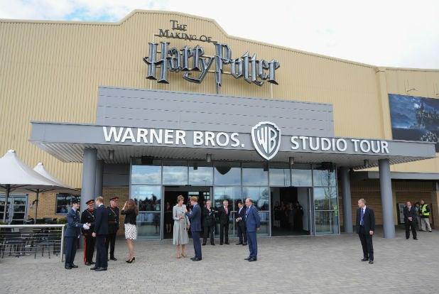 Warner Bros Studio Leavesden