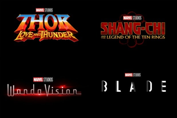 Disney Sets Release Dates Through 2023 for 5 Untitled Marvel Movies