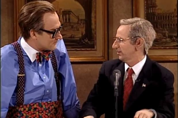 Watch the 10 Best Times Dana Carvey Played Ross Perot on