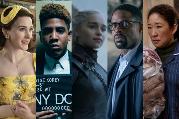 2020 Emmy Nominations List.Emmy Awards Nominees 2019 The Complete List