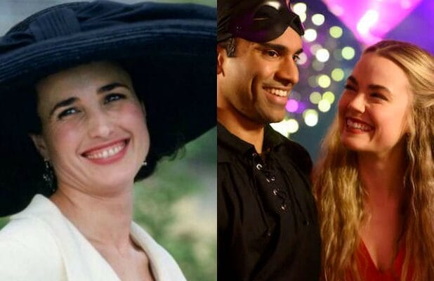 four weddings and a funeral rebecca rittenhouse