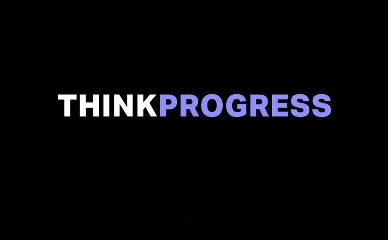 Liberals News Site ThinkProgress Relaunched to Focus on News
