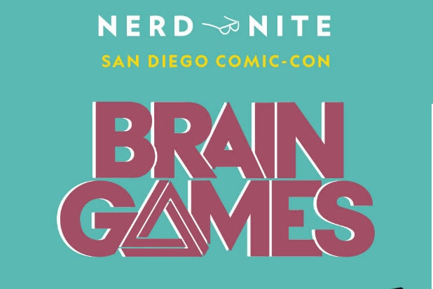Nat Geo Comic-Con nerd night