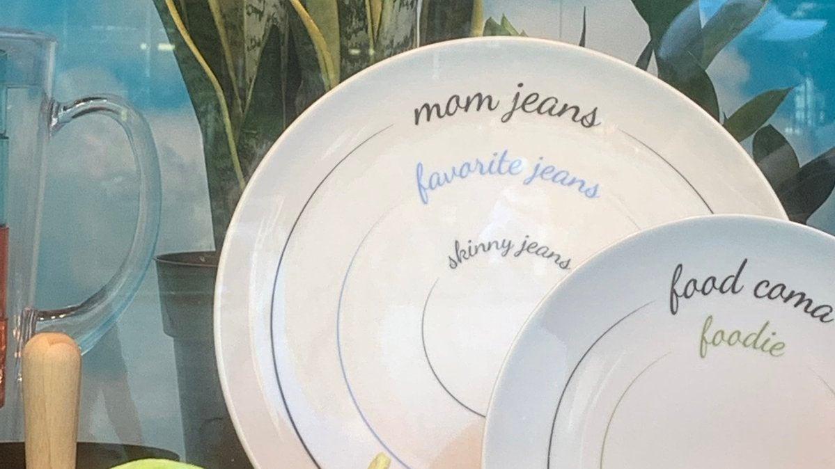 Macy's plates