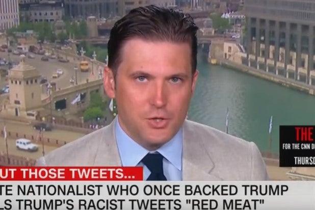 Richard Spencer CNN Interview