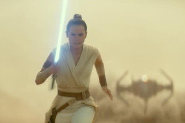 Star Wars Rise of Skywalker Rey