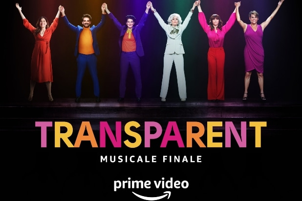 transparent musical finale key art