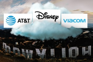 viacom cbs disney at&t consolidation hollywood