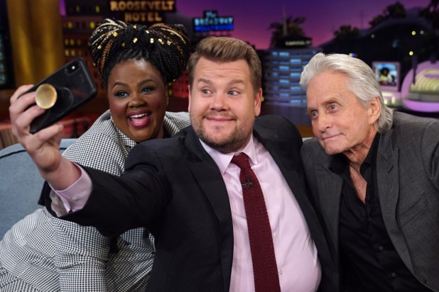 James Corden Extends 'Late Late Show' Contract Through 2022