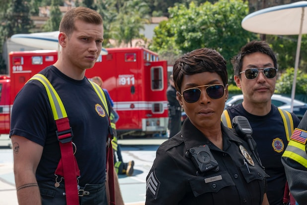 9-1-1' Season 3 Trailer: Yes, That's a Tsunami at the Santa