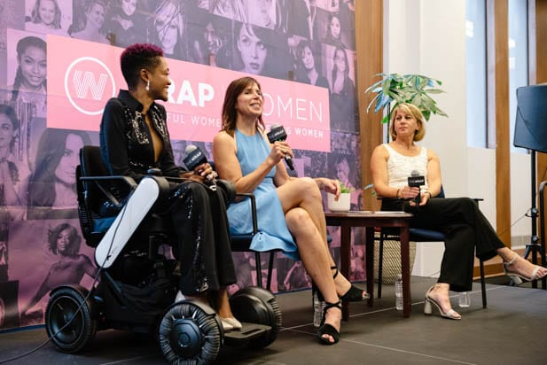 Lolo Spencer and Alice Austen at Power Women SF 2019
