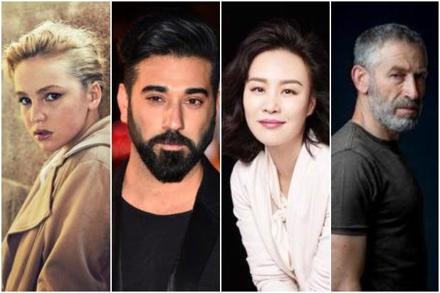 Netflix Adds 5 to Cast of Hilary Swank Astronaut Drama 'Away'