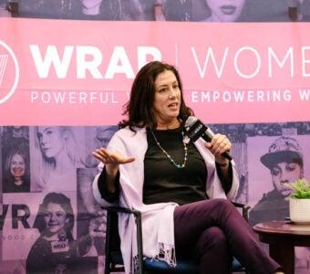Christine Pelosi at Power Women SF 2019
