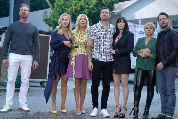 Ratings: 'BH90210' Declines Again, But Fox Pulls a Wednesday Win