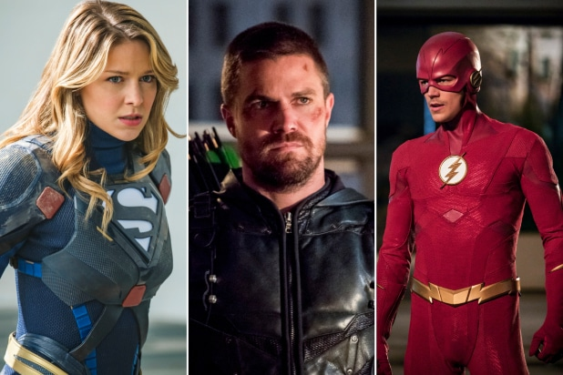 New Cw Shows Fall 2020.Cw Shows The Flash Arrow And Supergirl To Get Audio
