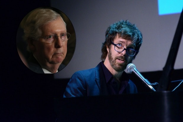 'Moscow Mitch' Is Now a 'Tequila'-Like Song, Courtesy of Ben Folds (Video)