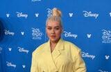 Christina Aguilera D23