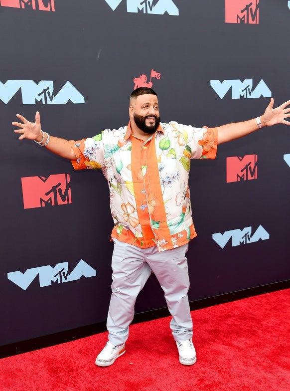 DJ Khaled 2019 VMAs