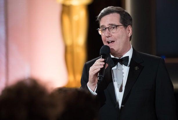 David Rubin Oscars Academy President
