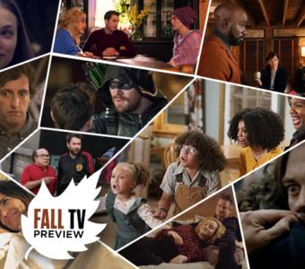 Fall TV premiere dates